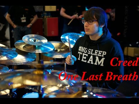 Creed - One Last Breath Drum Cover