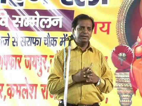 Vishnu Saxena at Jabalpur 2011 by Aashish JainKareli