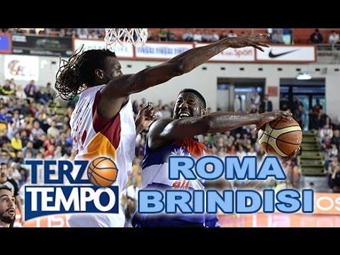 Terzo Tempo ACEA ROMA-ENEL BRINDISI 80-58 (19 aprile 2015)
