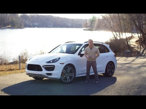 2013 Porsche Cayenne GTS Test Drive & Review