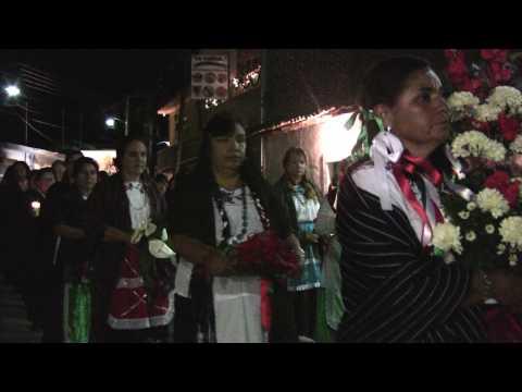 Churintzio , Sanguijuelas Torrecillas dia 7 peregrinacion. 2009