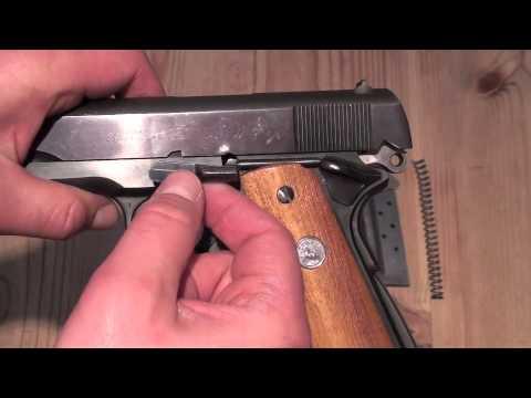 Colt 1911 Assembly
