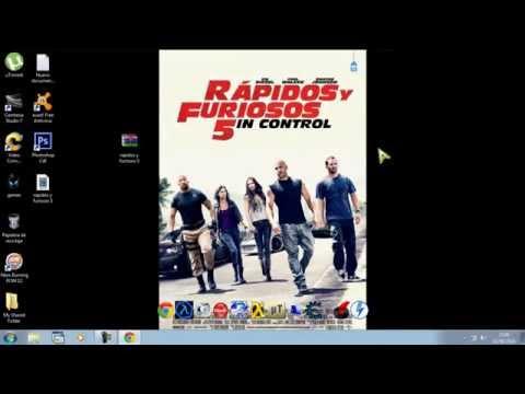 como descargar la película rápidos y furiosos 5 completa en audio latino HD (2014)