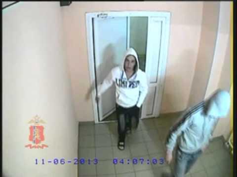 Злоумышленники украли камеру наблюдения