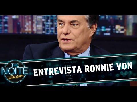 The Noite (12/08/14) - Entrevista com Ronnie Von