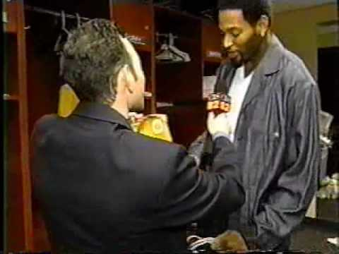 robert horry gets a krusty the clown doll Video