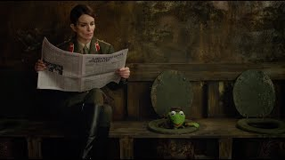 In The Gulag | Movie Clip | Tina Fey & Kermit the Frog | Muppets Most Wanted | The Muppets