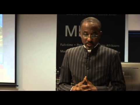 LeadersAngle Lamido Sanusi, Governor of the Central Bank of Nigeria 31 May 2013