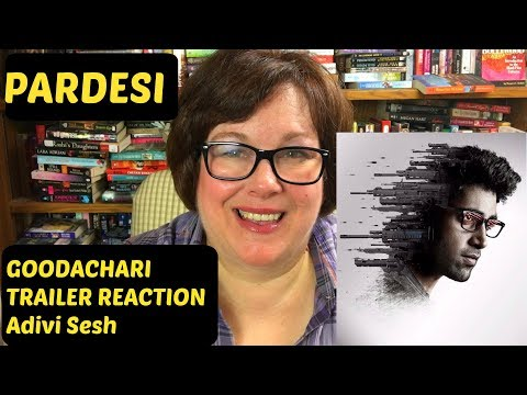 Goodachari Trailer Reaction | Adivi Sesh | Prakash Raj