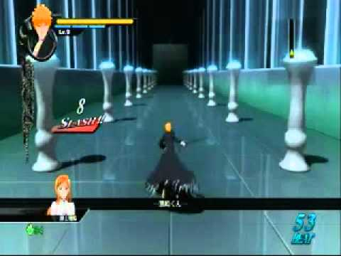 bleach soul ignition boss battle