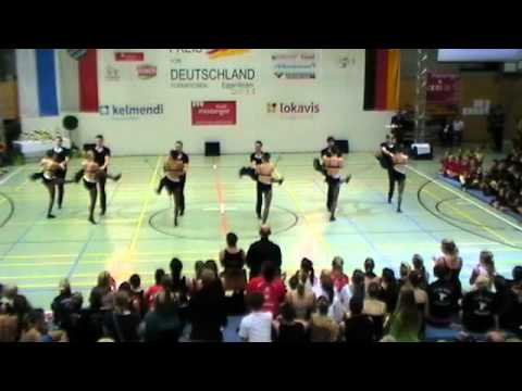 Meisterjäger - Großer Preis von Deutschland Formationen 2011