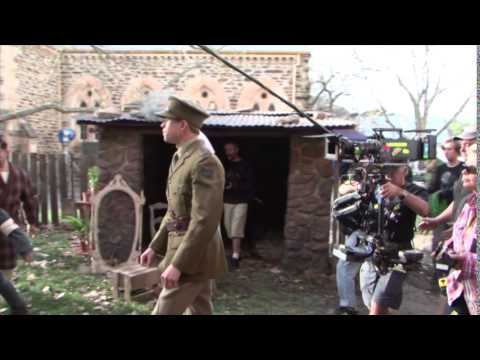 ANZAC Girls: Locations and Special Effects