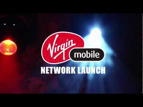 Virgin Mobile Network Launch