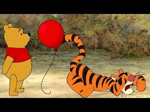 Tigger S Balloon Mini Adventures Of Winnie Pooh Disney