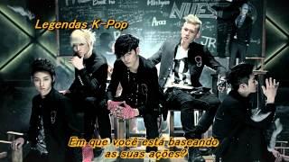 NU EST Face MV Legendado em Portugu s BR HD