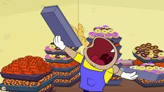 Lạch Cạch Loảng Xoảng tập 222  -  Phim hoạt hình cho trẻ em #223