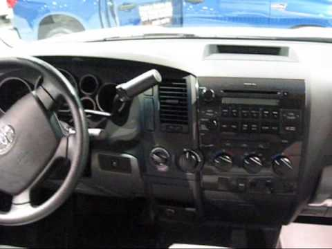 2010 Toyota Tundra Interior Youtube
