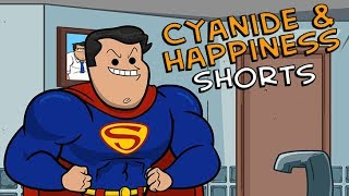 A Date With Sooperman - Cyanide & Happiness Shorts