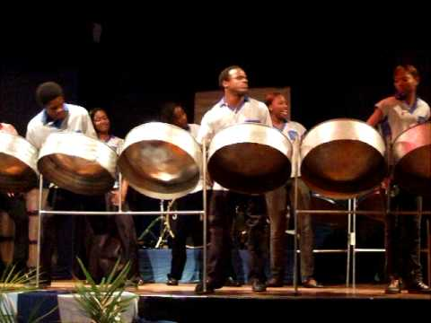 One Republic - Apologize by a Jamaican Steel Drum Band