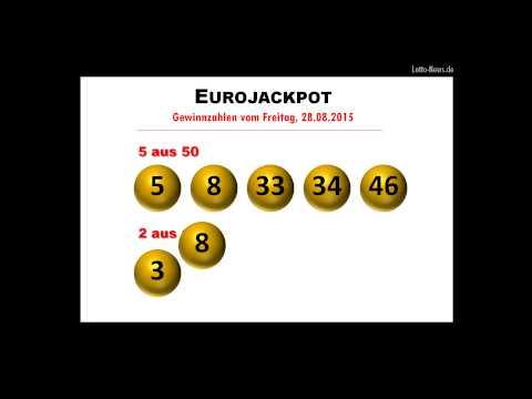 zahlen eurojackpot