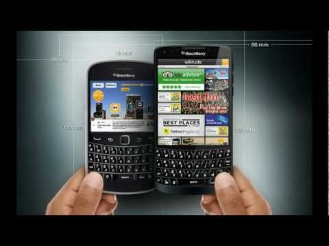 BlackBerry Best Concept Mobiles