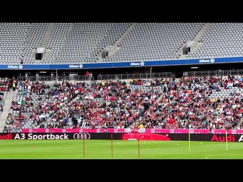 FC Bayern München: Die Allianz Arena in 100 Bildern