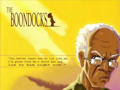 The Boondocks Soundtracks - Grandads Theme (HD)