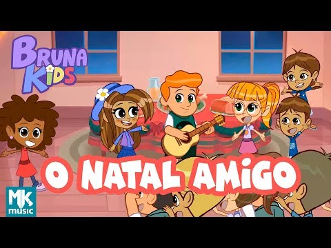 Bruna Kids - 🌲 O Natal Amigo | Episódio 5 | Bruna Karla