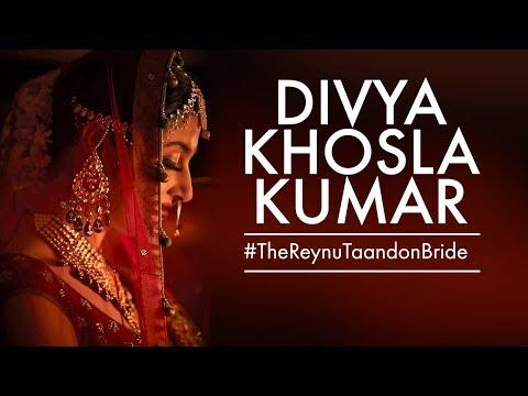 Bridal Photo-shoot : Divya Khosla Kumar  | Reynu Taandon