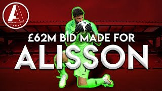 ALISSON: LFC MAKE WORLD RECORD BID *LIVE* | Interactive LFC Transfer Chat