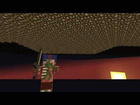 Ciencia en Minecraft. Pigmens cabreados!