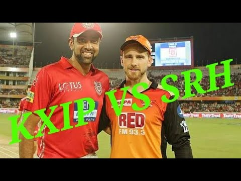 25th Match On Vivo IPL 2018 KXIP VS SRH Full Highlights And Chamatkari Jit.