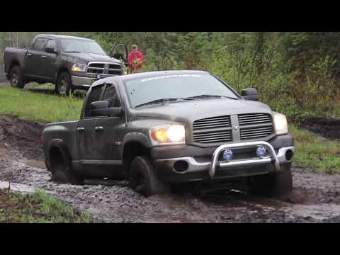 3 dodge rams getting muddy at the dunes, south of Grande Prairie AB. This video was recorded with a Canon 60D Check out the new winter offroading video! CLICK THIS LINK FOR WINTER...