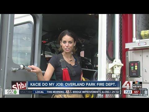 Kacie Do My Job: Overland Park Fire Department