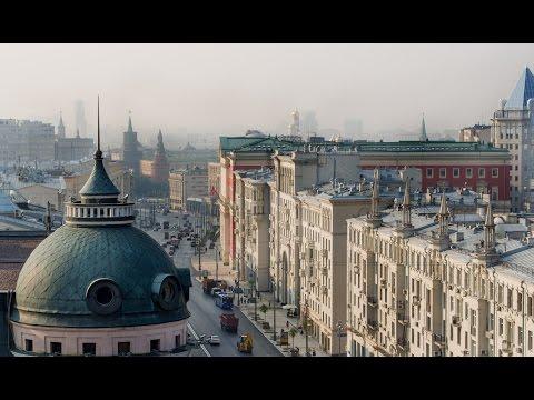 NEWSCOPTER  -  Тверская улица 2016 4К