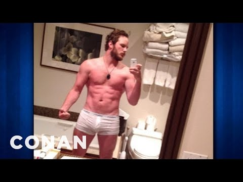 Chris Pratt Got RIPPED To Be In