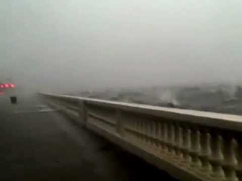 [*HOME VIDEO*] Tropical Storm Debby on Bayshore Blvd. in Tampa!