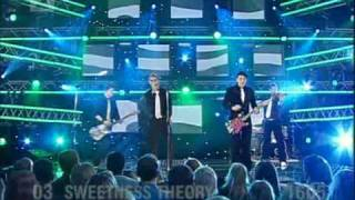 SWEETNESS THEORY Save Me | Eurovision Song Contest - 2007