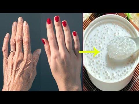 تجاعيد يديك ستتحول الى جلد مشدود في خمسة ايام من المداومة ستشكرين الله على هذه الوصفة