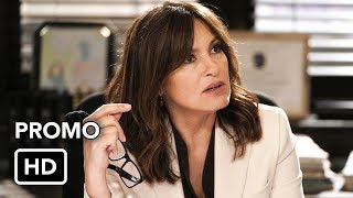 """Law and Order SVU 19x19 Promo """"Sunk Cost Fallacy"""" (HD)"""