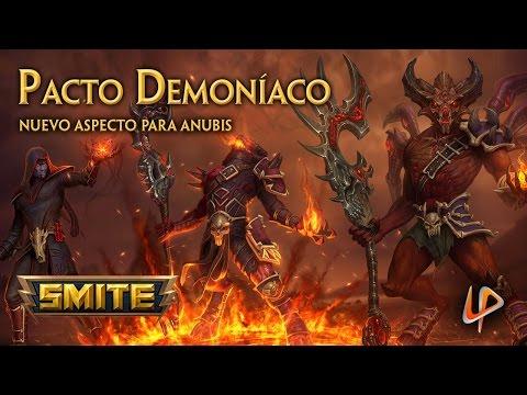 Revelación de Pacto Demoniaco - Dios Anubis Tier 5 - La Odisea 2017
