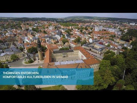 Komfortables Kulturerleben in Weimar