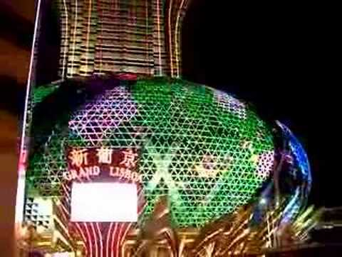 MACAU GRAND LISBOA CASINO &amp; HOTEL 3