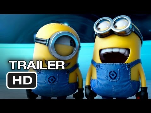 Despicable Me 2 Official Trailer #3 (2013) – Steve Carell Animated Movie HD