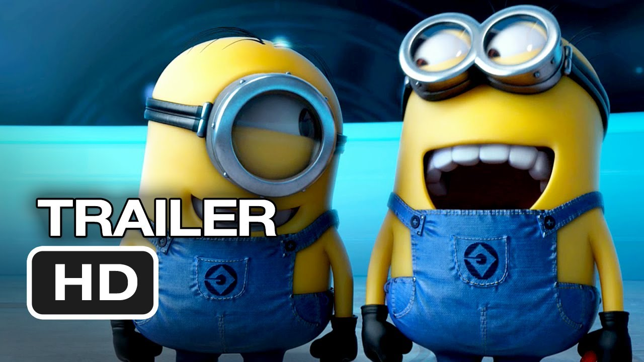 Despicable Me 2 Official Trailer 3 2013 Steve Carell