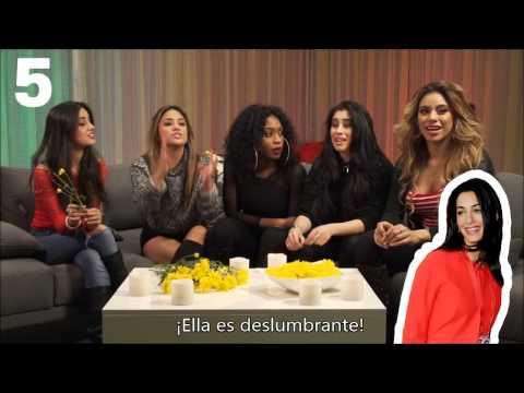 Fifth Harmony Talk Nicki Minaj, Ed Sheeran Collabs, Selena Gomez and JLo Love [SUBTITULADO]