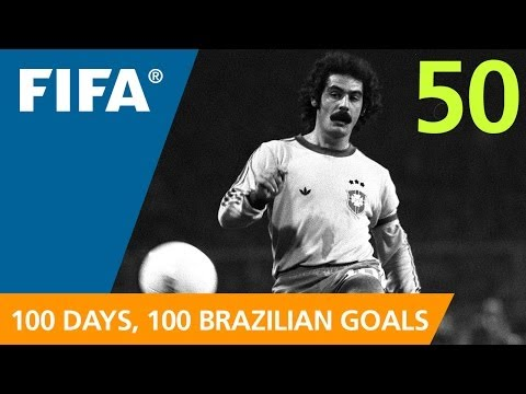 50 Days to GO-AL! Rivelino (Germany 1974)