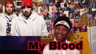 twenty one pilots: My Blood [Official Video] | Reaction