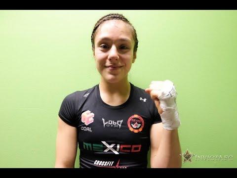 Invicta FC 10: Alexa Grasso Post-Fight Interview