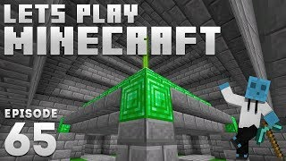 iJevin Plays Minecraft - Ep. 65: EMERALD TREASURE! (1.14 Minecraft Let's Play)